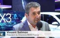 """Vincent Salimon Président du Directoire BMW France : """"Nous nous positionnons comme une tech company"""""""