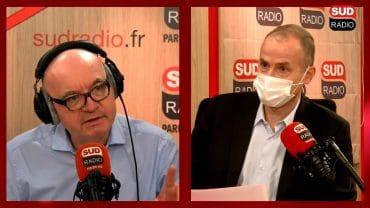 Covid : Un an après la Bourse a complètement effacé la crise ou presque, Danone change sa tête : L'info éco + avec Didier Testot Fondateur de LA BOURSE ET LA VIE TV sur Sud Radio (20 mars 2021)