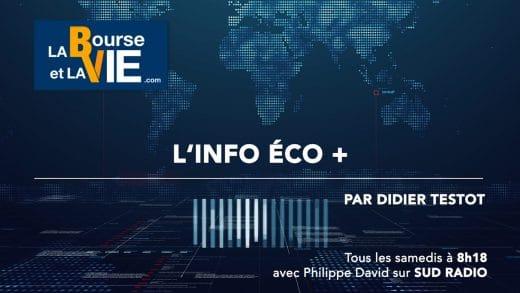 Didier Testot Fondateur de LA BOURSE ET LA VIE TV, Sud Radio avec Philippe David 19 juin 2021)