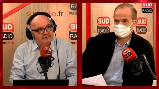 Didier Testot Fondateur de LA BOURSE ET LA VIE TV, Sud Radio avec Philippe David 8 mai 2021