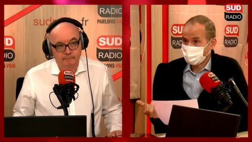 Didier Testot Fondateur de LA BOURSE ET LA VIE TV, Sud Radio avec Philippe David 1er mai 2021)