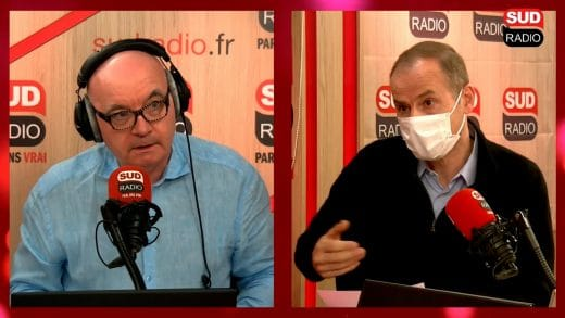 Didier Testot Fondateur de LA BOURSE ET LA VIE TV, Sud Radio avec Philippe David 27 avril 2021
