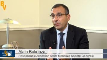 """Alain Bokobza Responsable Allocation d'Actifs Mondiale Société Générale : """"C'est une période d'accélération de la numérisation de l'économie"""""""