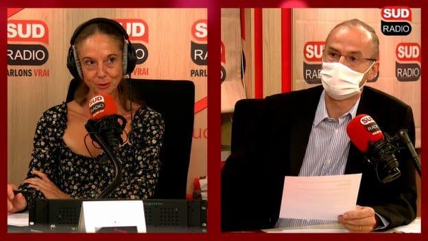 Didier Testot Fondateur de LA BOURSE ET LA VIE TV, Sud Radio avec Laurence Garcia 24 juillet 2021)