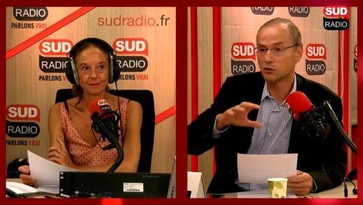 Didier Testot Fondateur de LA BOURSE ET LA VIE TV, Sud Radio avec Laurence Garcia 21 août 2021)