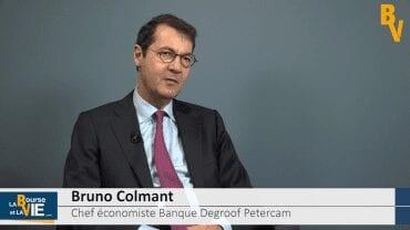 """Bruno Colmant Chef économiste Banque Degroof Petercam : """"Le risque est dans l'endettement global"""" : 10 ans après la faillite de Lehman Brothers, où en est l'économie mondiale ?"""