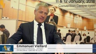 Emmanuel Viellard Directeur Général Lisi : «Nous avons prouvé que nous étions capable de redresser l'activité automobile» : Lisi est spécialiste des composants et des fixations pour l'assemblage