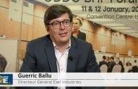 Guerric Ballu Directeur Exel Industries : «Le groupe est plus international»