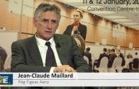 """Jean-Claude Maillard Pdg Figeac Aero : """"On veut avoir des cash-flows positifs dès mars 2019"""""""