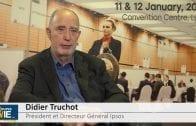 """Didier Truchot Président et Directeur Général Ipsos : """"2018 sera une année intéressante"""""""