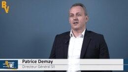 """Patrice Demay Directeur Général SII : """"Nous ne sommes toujours pas à vendre"""" : Résultats semestriels 2017-2018 du spécialiste du conseil en ingénierie"""