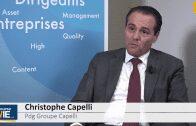 """Christophe Capelli Pdg Groupe Capelli : """"On a de quoi faire avant d'acheter un voisin"""""""