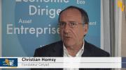 """Christian Homsy Fondateur Celyad : """"Une décision stratégique pour l'entreprise"""" : Après sa prise de recul dans la Biotech belge Celyad"""