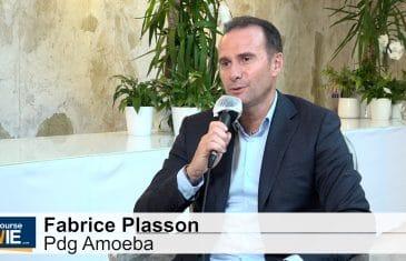 Fabrice Plasson Président du Directoire Amoeba (Tous droits réservés 2021 www.labourseetlavie.com)