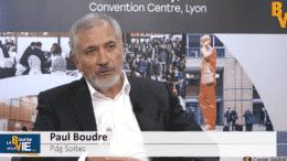"""Paul Boudre Directeur Général Soitec : """"Nous comprenons bien nos marchés"""" : La Web TV a rencontré des dirigeants à Lyon au Oddo Forum 2019"""