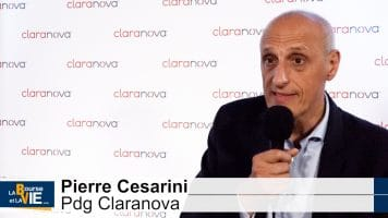 """Pierre Cesarini Pdg Claranova : """"Nous restons confiants sur les perspectives des prochains mois"""""""