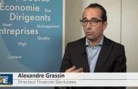 """Alexandre Grassin Directeur Financier Genkyotex : """"L'étude sur la PBC est clé pour la société"""""""