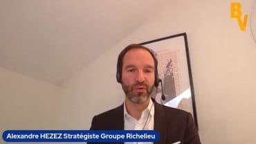 """Alexandre Hezez stratégiste Groupe Richelieu : """"C'est un marché naissant et une révolution qu'il faut prendre en compte"""" : Focus sur le marché du Crypto-art et ses enjeux financiers"""