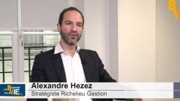 """Alexandre Hezez Stratégiste Richelieu Gestion : """"Réapprendre à diversifier les portefeuilles"""""""