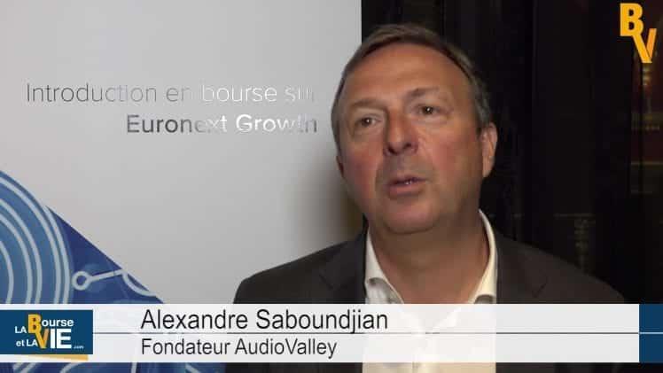 Alexandre Saboundjian Fondateur et Administrateur AudioValley : «Un acteur qui s'adresse à l'ensemble des marchés de la radio»