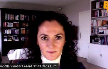 Annabelle Vinatier Gérante Lazard Small Caps Euro (Tous droits réservés 2021)