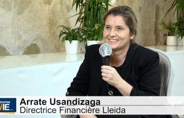 Arrate Usandizaga Directrice Financière Lleida (Tous droits réservés 2021)
