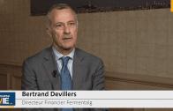 """Bertrand Devillers Directeur Financier Fermentalg : """"Un véritable décollage commercial du DHA"""""""