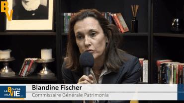 """Blandine Fischer Commissaire Générale Patrimonia : """"De nouveaux besoins de patrimoine"""" : Patrimonia rendez-vous des gestionnaires de patrimoine à Lyon"""