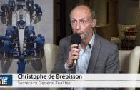 """Christophe de Brébisson Secrétaire Général Réalités : """"On pense que l'année 2019 sera au moins au même niveau que l'année 2018"""""""