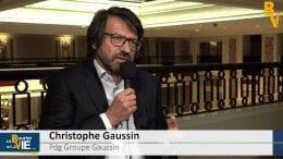 """Christophe Gaussin Pdg Gaussin Manugistique : """"Rien de capitalistique avec Bolloré ou Temasek"""" : La Web Tv rencontre les dirigeants au Paris - European Large et Midcap Event"""