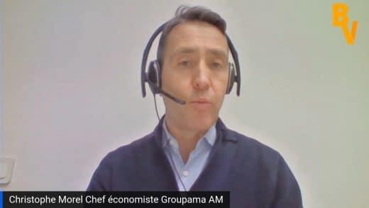 Christophe Morel Chef économiste Groupama AM (Tous droits réservés 2021)