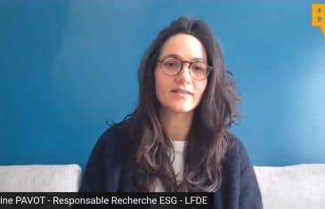 Coline PAVOT, Responsable de la Recherche Investissement Responsable, La Financière de l'Echiquier (Tous droits réservés 2021)