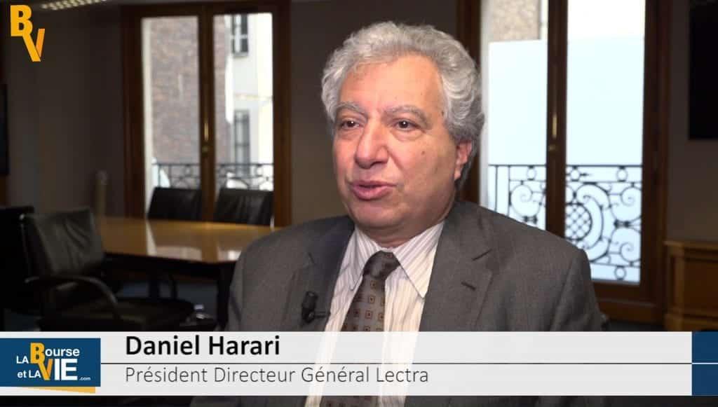 Daniel Harari Président Directeur Général Lectra