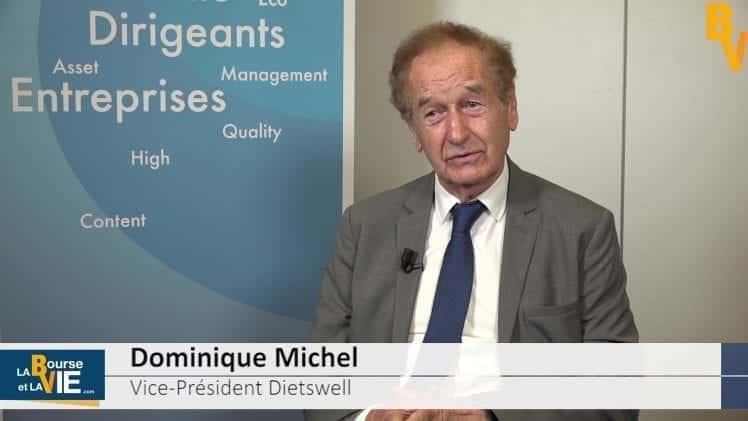 Dominique Michel Vice-Président Dietswell : «Séparer en deux les business unit pétrole et énergies renouvelables»