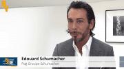 """Edouard Schumacher Pdg Groupe Schumacher : """"Il va falloir continuer à grandir"""" : Après le rapprochement avec le groupe Lamirault"""