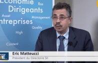 """Eric Matteucci Président du Directoire SII : """"Nos clients investissent"""""""