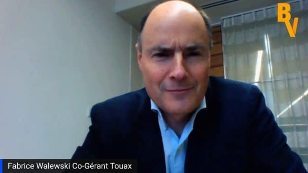 Fabrice Walewski Co-Gérant Touax (Tous droits réservés 2021 www.labourseetlavie.com)