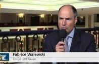 """Fabrice Walewski Co-Gérant Touax : """"Une décision stratégique de se concentrer sur les métiers plus long terme"""""""