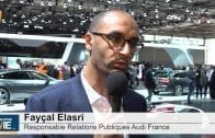 """Fayçal Elasri Responsable Relations Publiques Audi France : """"Une année de transition avec énormément de nouveautés"""""""