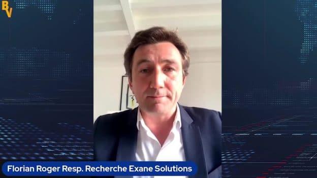 Florian Roger Responsable Stratégie et Recherche Exane Solutions (Tous droits réservés 2021 www.labourseetlavie.com)