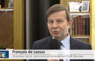 """François de Lassus Directeur de la communication CPoR Devises : """"En France on achète de l'or quand il est à la hausse"""""""