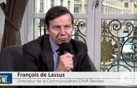 """François de Lassus Directeur de la Communication CPoR Devises : """"Les institutionnels reviennent sur les ETF"""""""