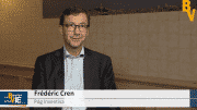 """Frédéric Cren Pdg Inventiva : """"Sur le marché de la Nash, il faut arriver au bon moment avec le bon produit"""" : La Web Tv rencontre les dirigeants à Paris au Large et Midcap Event 2019"""