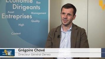Grégoire Chové Directeur Général Oeneo : «Continuer à faire croître les volumes pour prendre des parts de marchés»