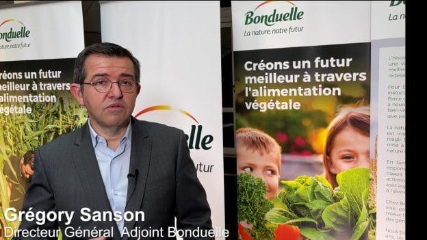 Grégory Sanson Directeur Général Adjoint Finances Groupe Bonduelle (Tous droits réservés 2021)