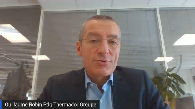 Guillaume Robin Pdg Thermador (Tous droits réservés 2021 www.labourseetlavie.com)