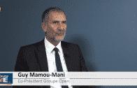 """Guy Mamou-Mani Co-Président Groupe Open : """"Nous baserons notre développement sur la croissance organique"""""""