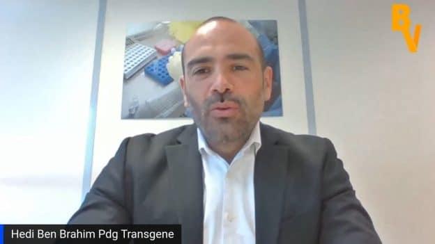 Hedi Ben Brahim Pdg Transgene (Tous droits réservés 2021 www.labourseetlavie.com)