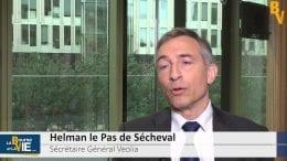 """Helman le Pas de Sécheval Secrétaire Général Veolia : """"Nous, nous répondons par une demande de conciliation, on verra si nous sommes entendus"""" : Conflit Veolia - Etat Gabonais, la SEEG demande une conciliation au CIRDI à Washington"""