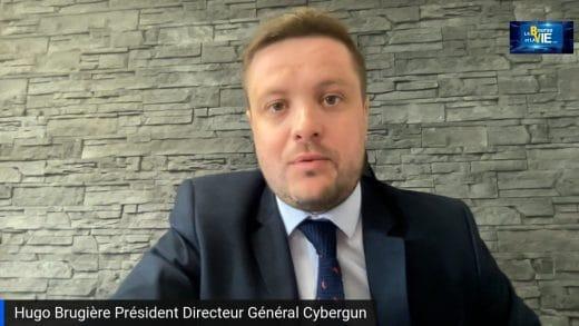 Hugo Brugieres Président Directeur Général Cybergun (Tous droits réservés 2021)